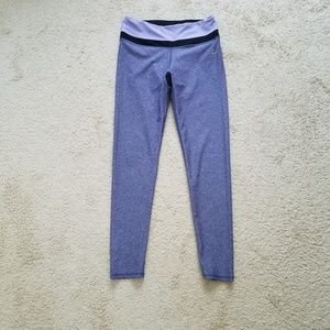 RBX purple active wear pants Size M tights